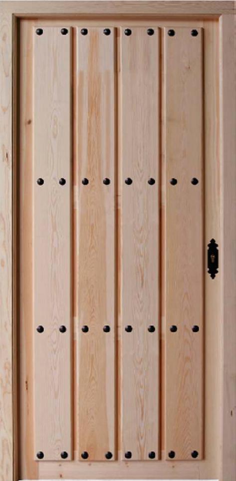 Puertas de madera rusticas exterior awesome puertas de for Puertas rusticas de exterior precios