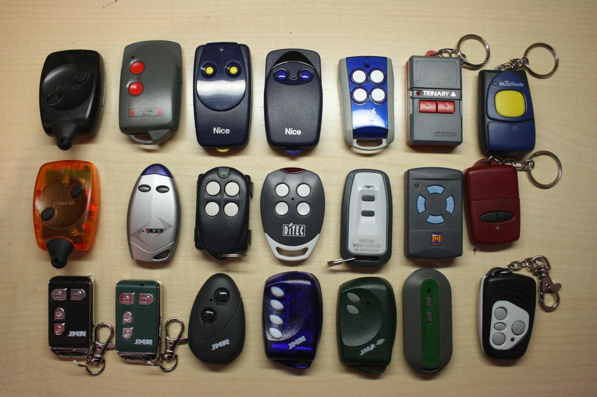 Productos for Mando a distancia garaje